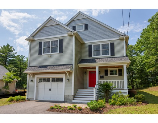 55 Garfield Road, Dedham, MA